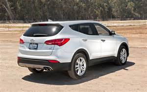 2013 hyundai santa fe sport test photo gallery