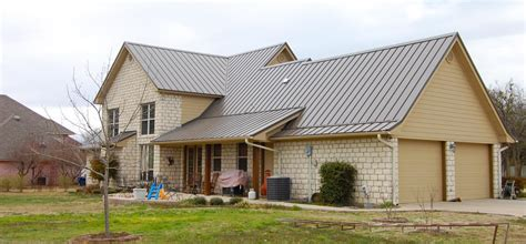 tin roof house plans white metal building silver roof many types of