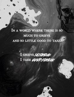 Grieve nothing in this transitory world. | Good Quotes