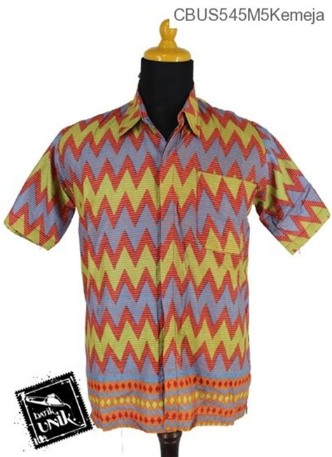 Baju Batik Kemeja Batik Rang Rang 1670 Murah baju batik sarimbit family motif rang rang salur kemeja