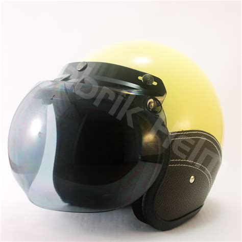 helm chips bogo termurah grosir helm jpn retro kulit kaca bogo pabrikhelm jual helm