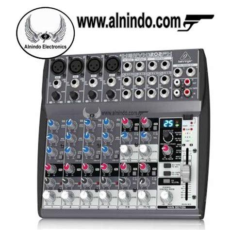 Daftar Mixer Behringer mixer behringer 1202 fx alnindo distributor