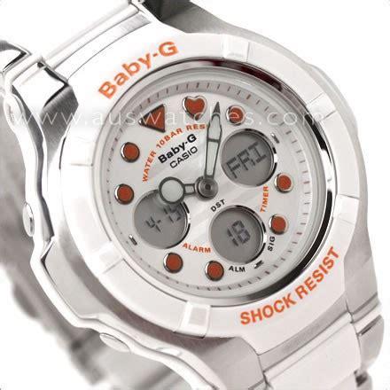 Casio Baby G Bga 187 buy casio baby g white alarm world time bga 123 7a2