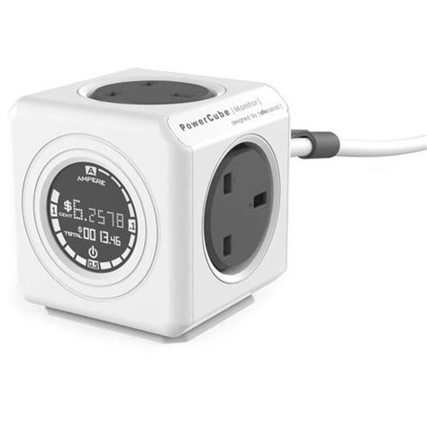 Charger Vivan Dd01 Power Cube 24 A allocacoc powercube extended energy monitor 163 14 99 free delivery mymemory