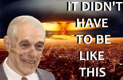 Ron Paul Meme - image 300605 ron paul know your meme