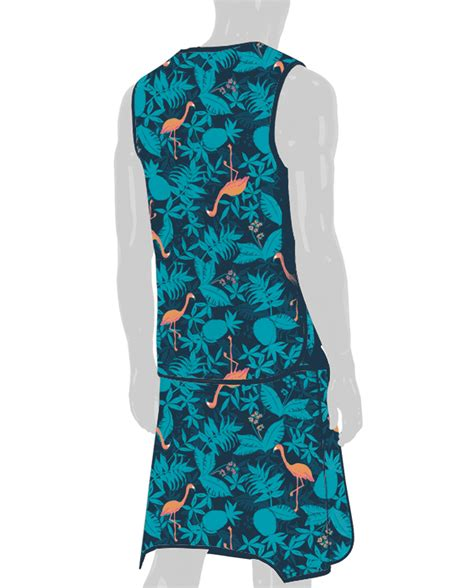apron base revolution lumbar vest skirt base bl103 infab