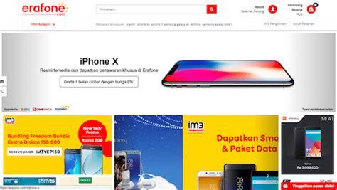 erafone website 4 alasan untuk membeli smartphone dan gadget di erafone com