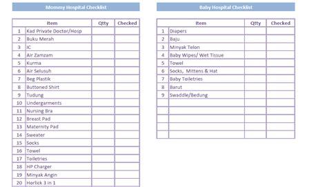 Wedding Checklist Melayu newborn baby checklist melayu style just so you