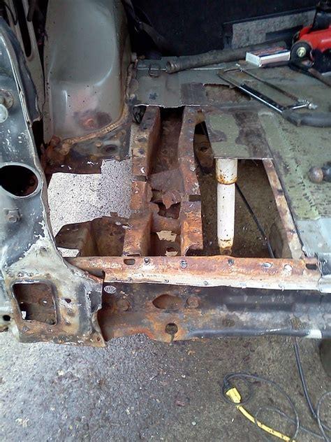 2000 Jeep Wrangler Frame 2000 Jeep Xj Sport Frame Work Jeep Forum