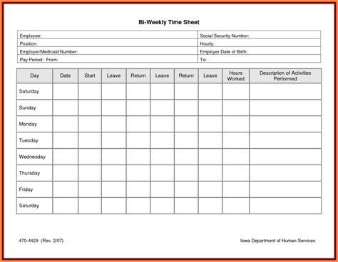5 free employee time tracking spreadsheet costs spreadsheet
