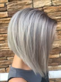 best color for gray hair 25 best ideas about silver hair colors on