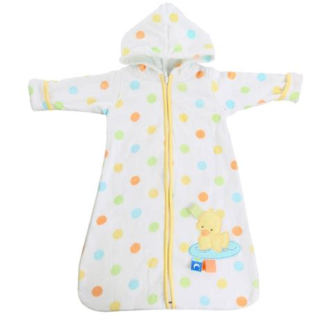 Velour Baby Sleepers by Image Gallery Sleepers Clothes