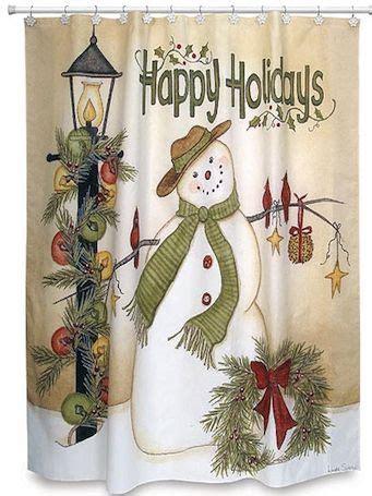 primitive snowman shower curtain primitive snowman shower curtains myideasbedroom com