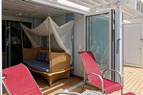 kabinen suiten aidaprima kreuzfahrtschiff bilder - Panorama Lanaikabine Aida