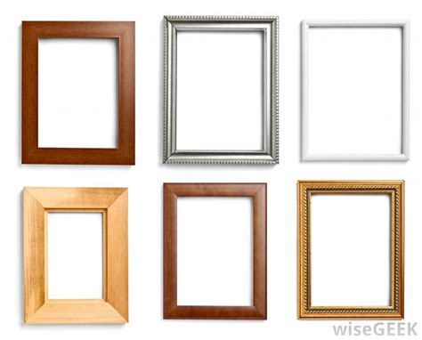 different picture frames how do i care for antique picture frames with pictures