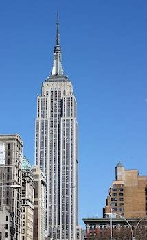 layout of the empire state building empire state building architecture style study com