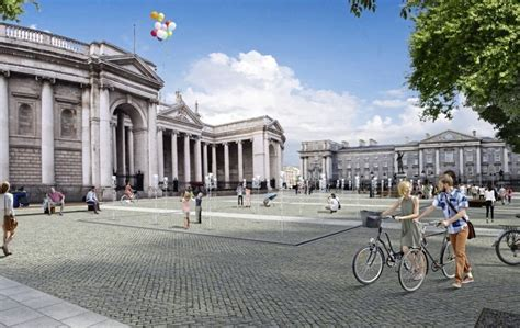 zone dublin pedestrianised zone in dublin city centre designed to host