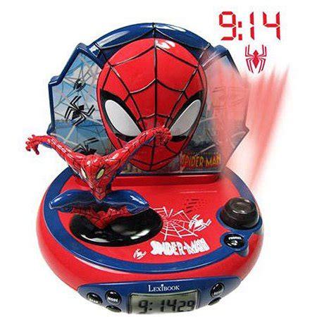 lexibook spider projector alarm clock walmart