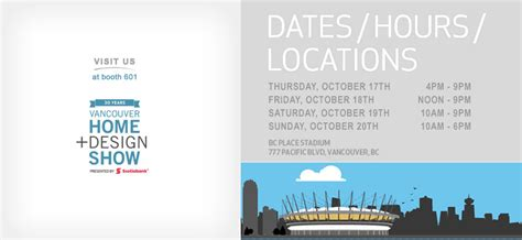 Vancouver Home And Design Show Hours Smart Garage Is At The Vancouver Home Design Show Roll