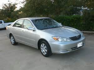 2004 Toyota Camry Le 2004 Toyota Camry Pictures Cargurus