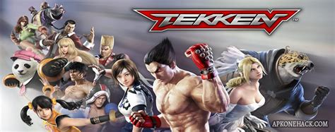 tekken apk tekken mod apk obb data unlock feature 1 1 2 android by bandai namco entertainment