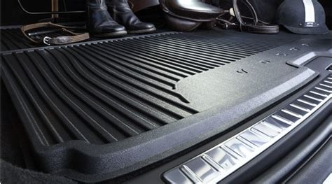 cargo mat for volvo xc90 xc90 accessories cargo mat tray plastic rubber mat for