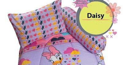 my disney koleksi sprei bedcover single kartun
