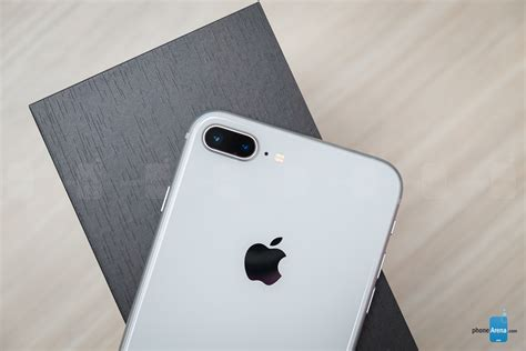 apple iphone 8 plus review phonearena