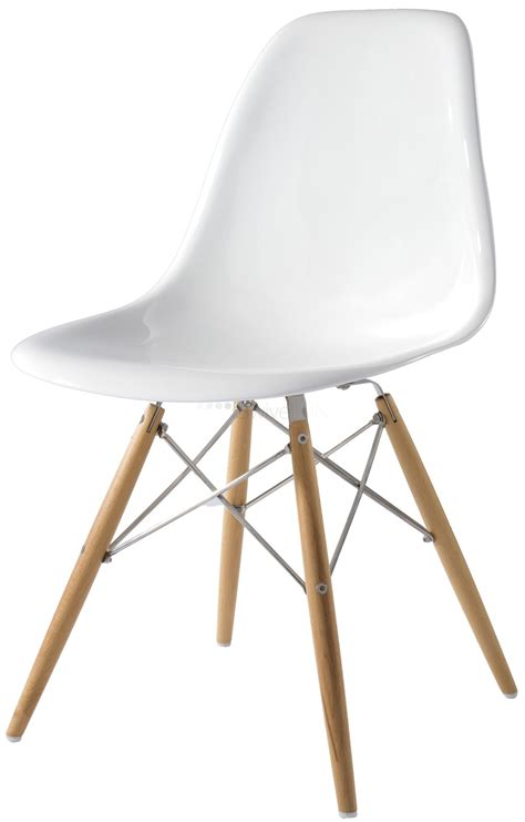 Charles Eames Dsw by Charles Eames Style Dsw Dining Chair In Fibreglass