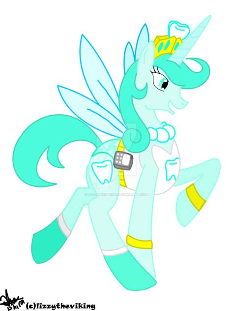mlp fairly oddparents mlp tooth fairy by auveiss on deviantart