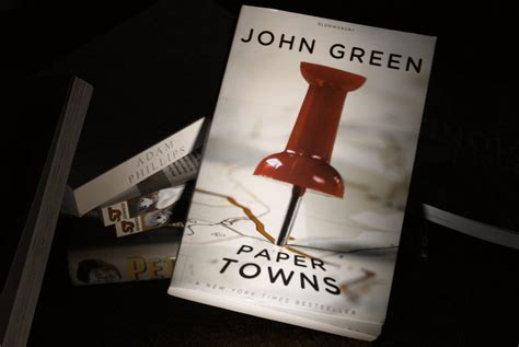 Paper Town By Green sartika paper towns green