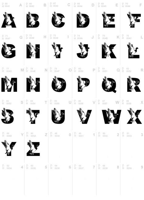 LMS Dad's Duck Font, Download LMS Dad's Duck .ttf truetype