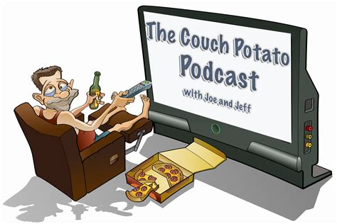 on the couch podcast the couch potato podcast