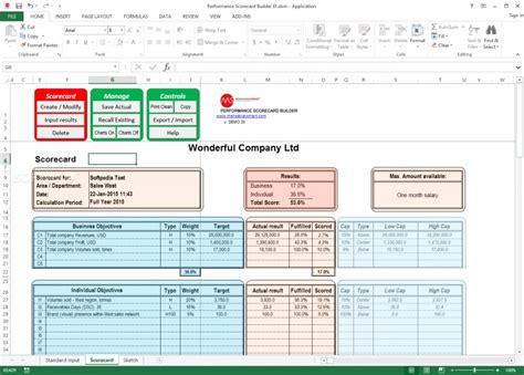 20 Premium Employee Performance Scorecard Template Excel Premium Worksheet Employee Performance Scorecard Template Excel