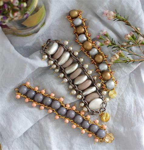 diy bead chain bracelet hellonatural co
