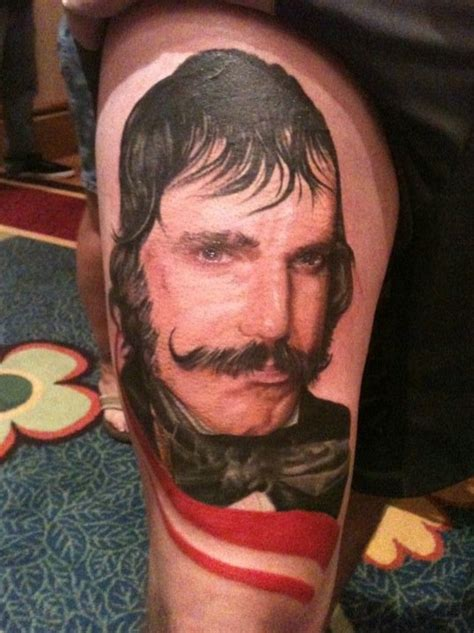 daniel day lewis tattoos amazing damiensabourin tattoos