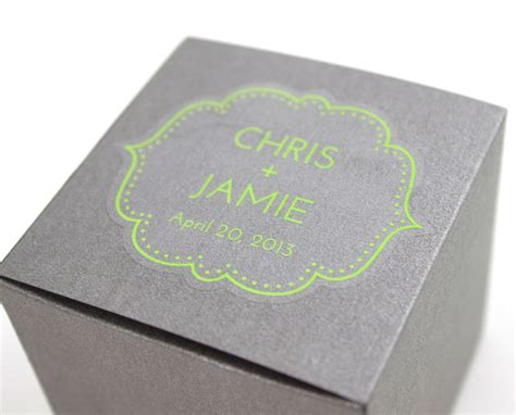 personalized stickers wedding stickers 48 personalized clear favor stickers