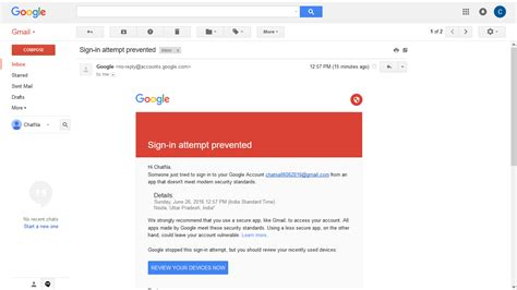 email from google unable to send mails using java mail api using gmail
