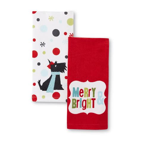 christmas towels bathroom 2 pack decorative christmas hand towels home bed