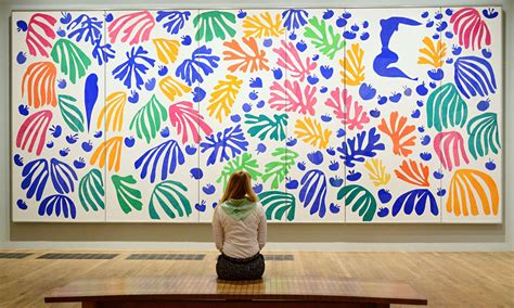 Matisse Cut Outs at MoMA ? BmoreArt   Baltimore