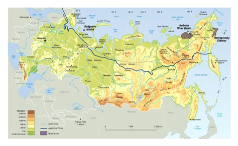 russia map of the world detailed elevation map of russia russia europe