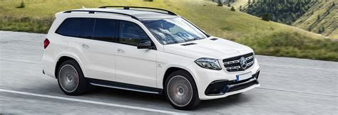 mercedes suv 7 seater best 7 seater suvs to buy in 2017 carwow