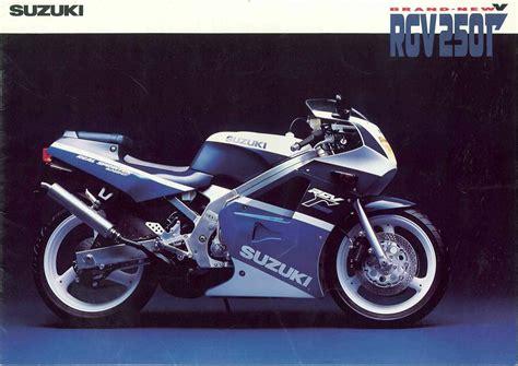 Suzuki Rgv 250 Manual Suzuki Rgv 250