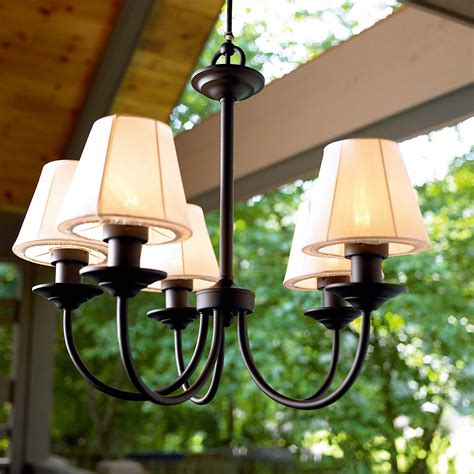 outdoor electric chandelier garden oasis electric chandelier sears outlet