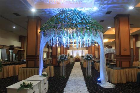sewa hotel untuk pernikahan 2016 sewa dekorasi pernikahan semarang tenda acara pesta
