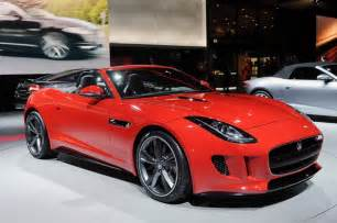 The F Type Jaguar Jaguar F Type Heralds Return Of New Sports Car For