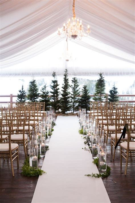 Wedding Ceremony Decorations by 20 Breathtaking Wedding Aisle Decoration Ideas To