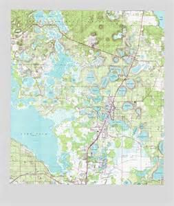 umatilla fl topographic map topoquest
