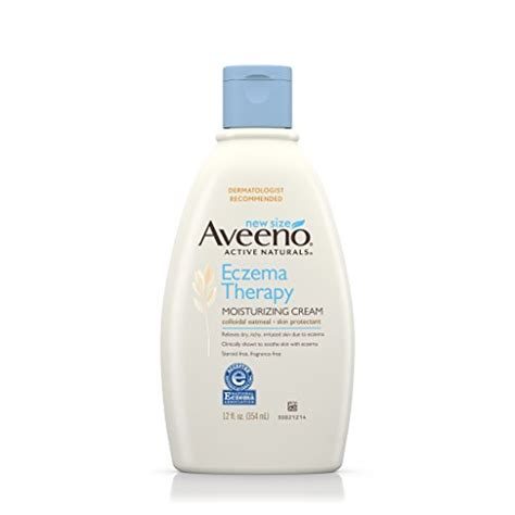 Aveeno Eczema Therapy aveeno eczema therapy moisturizing relieves