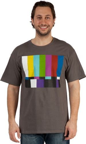 philips test pattern t shirt tv test pattern shirt